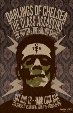 CLASS ASSASSINS
