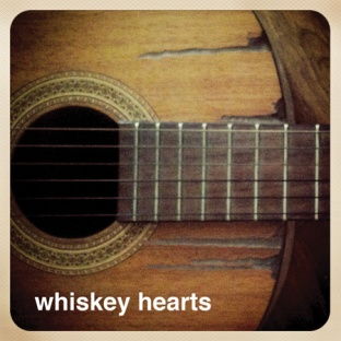"""WHISKEY HEARTS """"SO COLD / GOT AWAY"""" 7"""""""