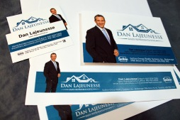 DAN LAJEUNESSE - BUSINESS CARD, POST CARD, LETTERHEAD & MORE...