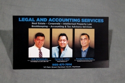 LEGAL AND ACCOUNTING - AD