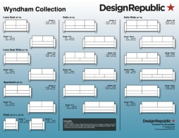 DESIGN REPUBLIC 'WYNDHAM COLLECTION' - BROCHURE