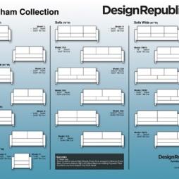 DESIGN REPUBLIC 'WYNDHAM COLLECTION' - BROCHURE