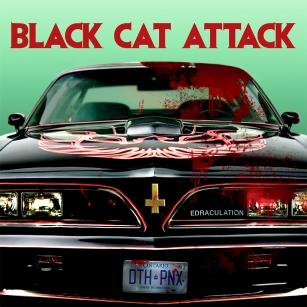 "BLACK CAT ATTACK ""EDRACULATION"" CD"
